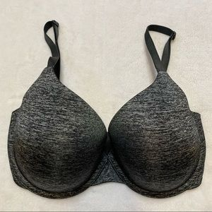 Like New Victoria's Secret Uplift Semi Demi Bra